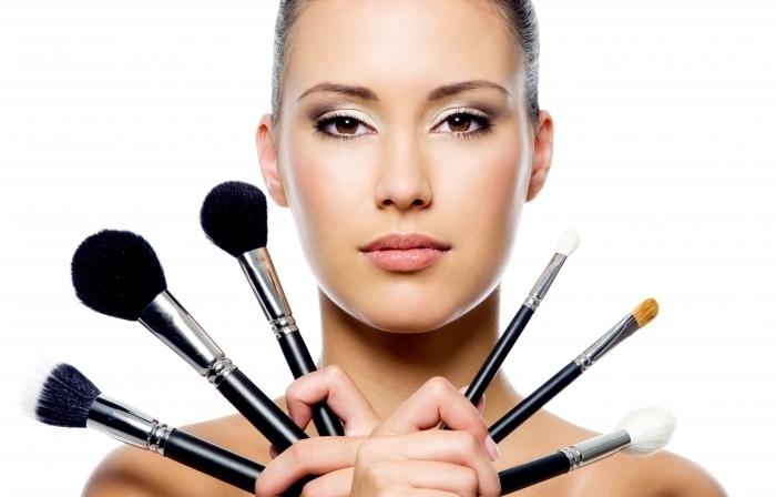 Мастер-класс по нанесению макияжа