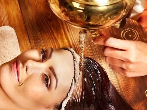 Знаменитая Широдхара восстановит психический баланс