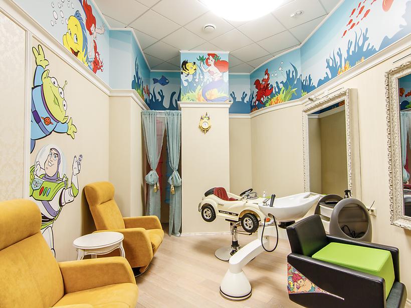 Кабинет для обслуживания детей